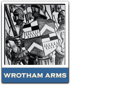 Wrotham Arms Broadstairs Logo